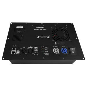 900W Class D Digital Professional Power Amplifier Module with DSP pictures & photos