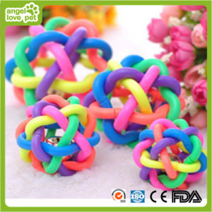 Colorful Bell Balls Dog Pet Toy pictures & photos