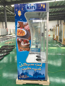 Supermarket Display Open Chiller with Ce, CB, ETL Approved pictures & photos