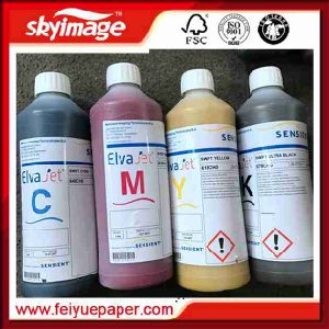 Water-Based Sensient Swift Sublimation Ink with Excellent Fluency and High Dyeing Rate Vivid Color pictures & photos
