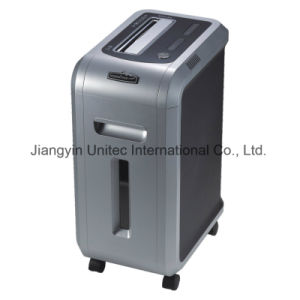 Large Volume Electric Office Use Paper Shredder Machine SD-812D pictures & photos