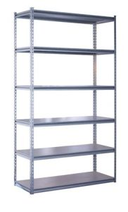 Medium Duty Rack Steel Shelves pictures & photos