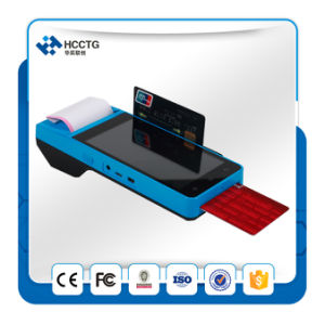 Android EDC Mini Eft-POS Terminal Machine for Supermarket with SIM Card Hcc-Z90 pictures & photos