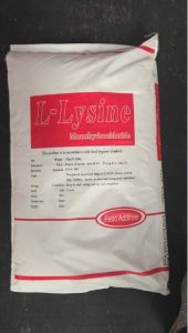 Feed Additives Amino Acids Lysine HCl 98.5% pictures & photos