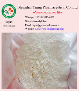 Injectable Anabolic Steroids Testosterone Decanoate Raw Powder pictures & photos