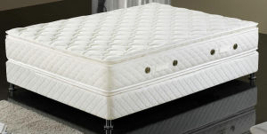 Sweet Dreams 5 Natural Latex Foam Topper Mattress pictures & photos