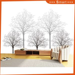 Modern Style Five Trees Pattern Design for Home Decoration Oil Painting pictures & photos