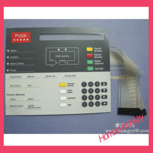 Customized Medical Membrane Keypad pictures & photos