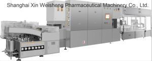 Fzld Series Vial Injection Powder Washing-Drying-Filling-Capping Labeling Production Line for (pharmaceutical) (FZLD)