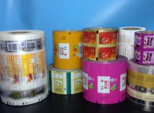 Multilayer Laminating Packaging Film for Snack Package pictures & photos