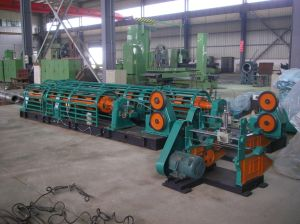 Jlg Tubular Stranding Machine with Back-Twist pictures & photos