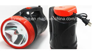 5W Portable Rechargeable LED Torch X1531 Flashlight pictures & photos