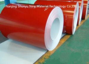 Hot Sale Cold Rolled Prepainted Galvanized Steel Coil/PPGI pictures & photos