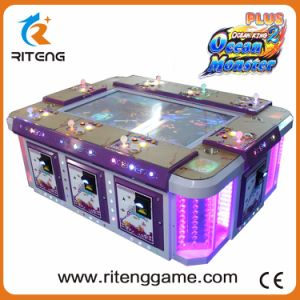 English Version Ocean King 2 Plus Fish Game Machine pictures & photos