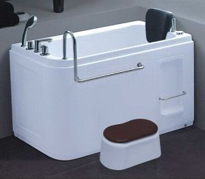 1200mm Mini Rectangle Jacuzzi (AT-1105) pictures & photos