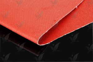 Silicone Rubber Coated Fiberglass Cloth Using Fabric pictures & photos