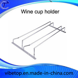 Stainless Steel Wine Cup Holder for Kitchen Storage pictures & photos