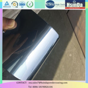 Pure Polyester Powder Mirror Effect Chrome Sliver Powder Coating pictures & photos