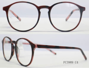 Acetate Optical Frame Eyewear Eyeglass with Ce pictures & photos