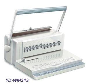 Wire Binding Machine (YD-WM313) pictures & photos