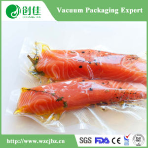 Flexible Barrier Plastic Bag Food Vacuum Sealer pictures & photos
