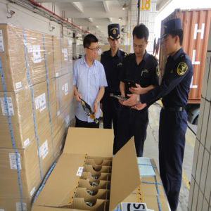 China Shipping Company Customs Clearance in Chongqing pictures & photos