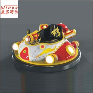 Funny Children Toy Playground Equipment Bumper Car for Fitness and Entertainment (E003) pictures & photos