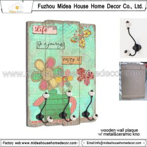 China Wholesale Home Decor Wooden Craft for Wall Hangings pictures & photos