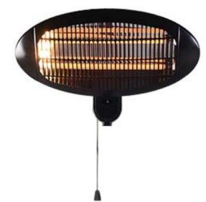 Electrical Patio Heater with Two Quartz Tubes pictures & photos