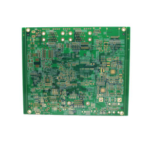 6 Layer Printed Circuit Board Prototype PCB Blind Buried Via Electronic Components pictures & photos