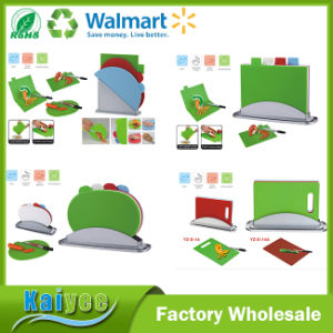 Absolutely Safety Folding Kitchen Index Chopping Board Cutting Board pictures & photos