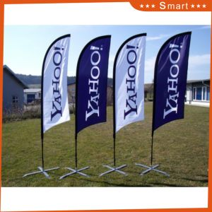 Different Size Printed Display Flying Beach Flag pictures & photos