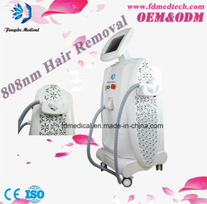 China Manufacture Ce Approved Vertical 808nm Diode Laser Hair Removal Machine pictures & photos