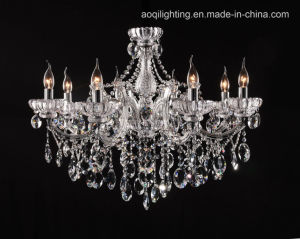 Newest Modern Design Beautiful Luxury Crystal Chandelier Lamp (AQ10701-8) pictures & photos