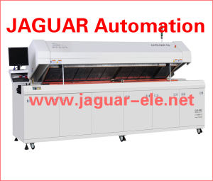 2017 Top Lead Free Reflow Oven with Eight Heating Zones with Chain and Mesh pictures & photos