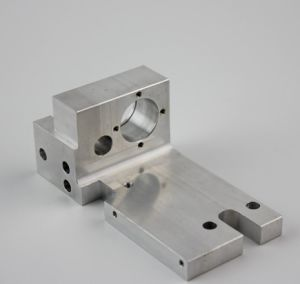 China Precision Machining with Aluminum for Banking Machine pictures & photos