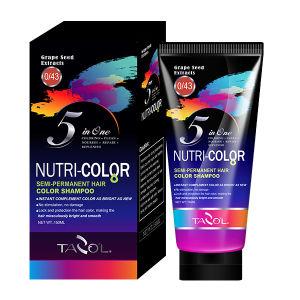 2016 Popular 3D Sparkle Brilliant Colorful Hair Dye 150ml Pink pictures & photos