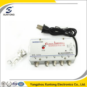 Indoor High Quality 2 Way CATV Signal Amplifier pictures & photos