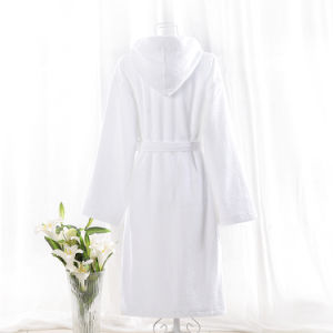 Wholesale Children Hooded/Lapel Bathrobe SPA Robes Kids Bath Robes pictures & photos