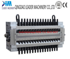 PC Hollow Structure Board Lock Sunshine Panel Extrusion Machine pictures & photos
