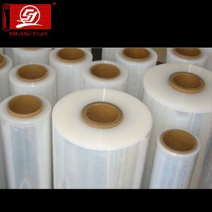 High Performance PE Wrap Machine Film 70 Gauge pictures & photos