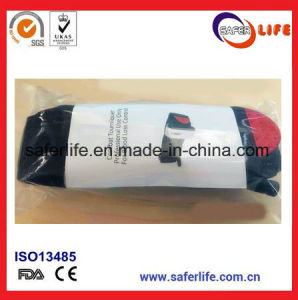 Latex Free First Aid Stick Elastic Tourniquet Black Rescue Cat Military Combat Application Tourniquet pictures & photos