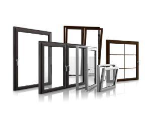 Australian Standard PVC Windows Double Glass for Customizecd Window (CY1011) pictures & photos