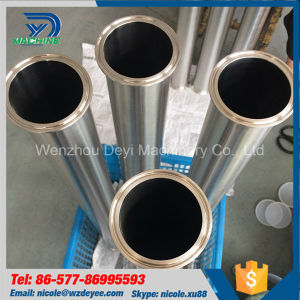 3X6 Inch SS304 SS316L Stainless Steel Sanitary Fitting Tri Clamp Spool pictures & photos