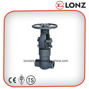 ANSI Pressure Seal Forged Steel Gate Valve pictures & photos
