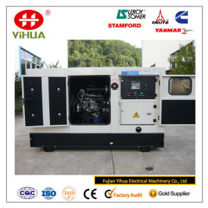 Yangdong 8kw/10kVA Silent Canopy Diesel Power Generator Set pictures & photos