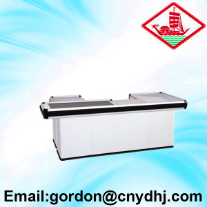 Electric Supermarket Cashier with New Design pictures & photos
