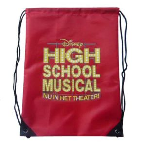 Hot Sale Drawstring Bag for School (DB635) pictures & photos