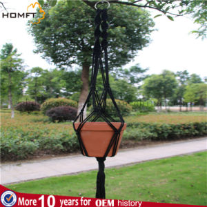 Hanging Planter Macrame Pot Holder pictures & photos