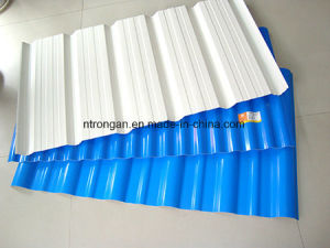 ASA-UPVC Anti-Corrosive Composite Roof Tile pictures & photos